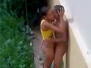 Brasilianerin im Voyeurporno gefickt