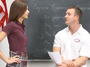 Schulmädchen vom Physiklehrer verführt