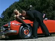 Auto Sex mit Vivian Schmitt