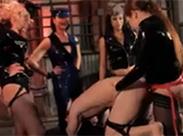 Strapon Sex bizarr