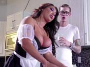 Sexfilm Star mit dicken Hupen