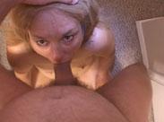 Oma in Arsch und Mundfotze gefickt