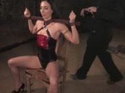 Fetisch Porno mit geile SM Spielchen